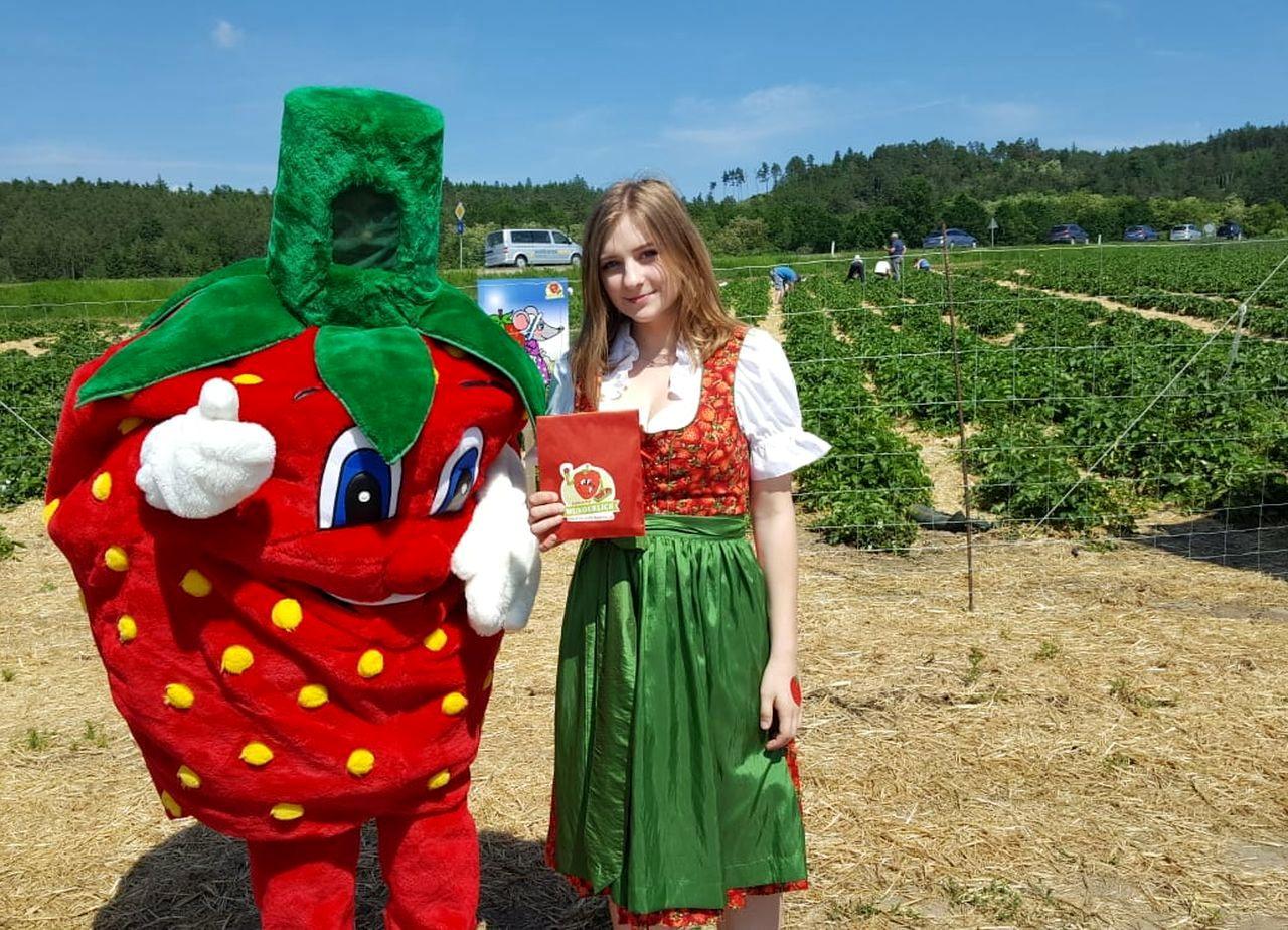 Erdbeerhof Wunderlich - Erdbeerfest 2019 Mörtersdorf