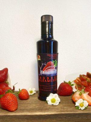 Erdbeer-Balsamessig   Erdbeerhof Wunderlich