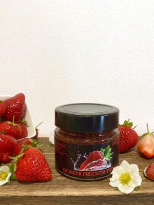 Erdbeer-Fruchtaufstrich   Erdbeerhof Wunderlich