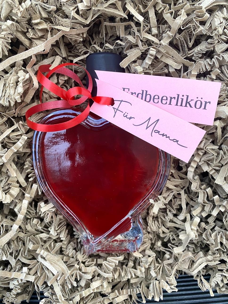 Erdbeerhof Wunderlich - Erdbeerlikör